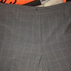 Wide legged trousers very gently worn